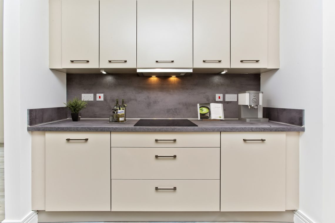 The Dow Kitchen CGI Property Studios for Viewforth